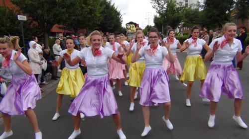 Bloemencorso Sint-Gillis 2015